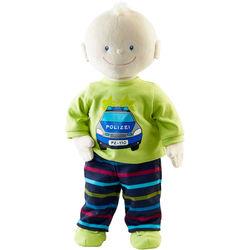Krümel Puppen-Kleiderset JAKO-O, 3-teilig