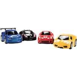 Rückzieh-Autos