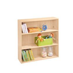 Bücherregal Rudi breit JAKO-O, mit 2 Einlegeböden