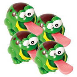 Schleuderzungen-Frosch