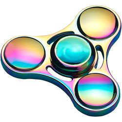 Fidget Spinner Metall