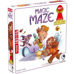 Pegasus Spiele 57200G Magic Maze