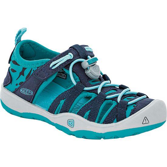 newest 5984e d69a3 KEEN Moxie Kinder Sandale