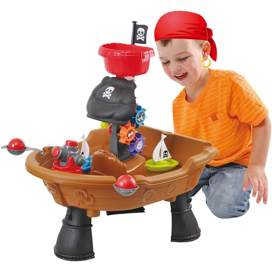 pirate water play table | water play tables | water toys | outdoor