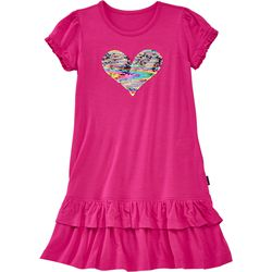 Mädchen Kleid Wendepailletten JAKO-O
