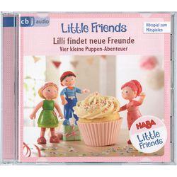 CD HABA Little Friends Band 1 – Lilli findet neue Freunde