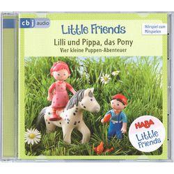 CD HABA Little Friends Band 2 – Lilli und Pippa, das Pony