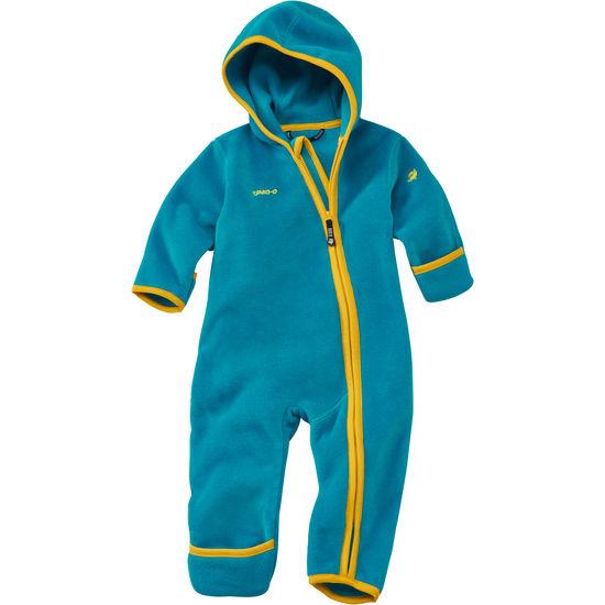 baby fleece overall