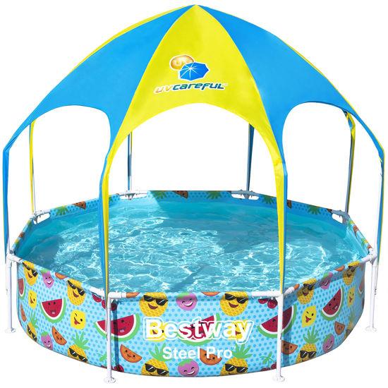 Bestway® Steel Pro™ Pavillon Pool 244x51cm » JAKO O