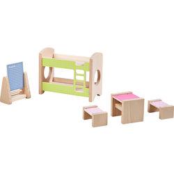 Little Friends - Puppenhaus-Möbel Kinderzimmer für Geschwister HABA 303836