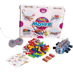 Zoob Mover, 50 Teile