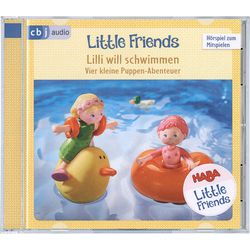 CD HABA Little Friends Band 3 – Lilli will schwimmen