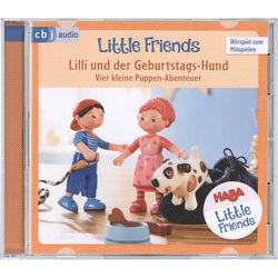 CD HABA Little Friends Band 4 – Lilli und der Geburtstags-Hund
