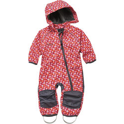 Baby Winter Softshell-Overall JAKO-O, bedruckt