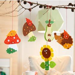 Jahreszeiten basteleien mit kindern bestellen jako o for Herbst bastelset