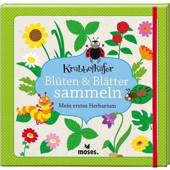 Herbarium Blätter blüten blätter sammeln craft diy books nonfictional books