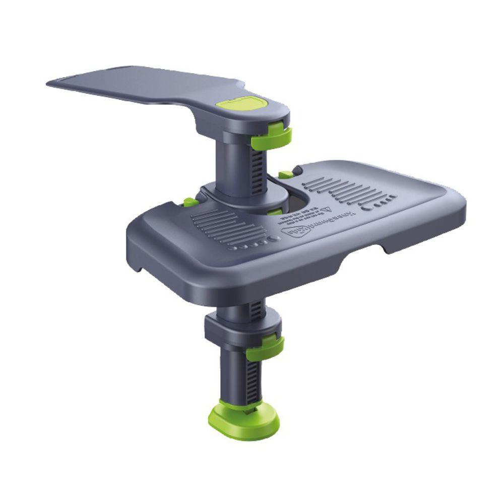 KneeGuard Autositz Fußstütze