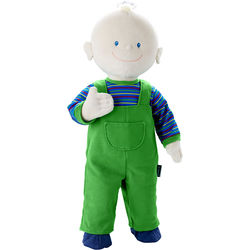 Krümel Puppen-Kleiderset Basic JAKO-O, 4-teilig