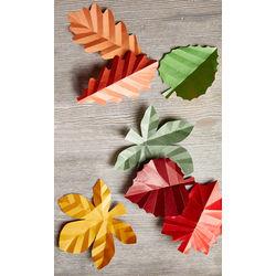 Sachenmacher Schnippel-Falt-Blätter JAKO-O, Bastelset für 32 Stück