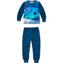 Kinder Schlafanzug Fotodruck Eisbär JAKO-O