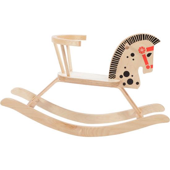 Holzspielzeug Schaukelpferd von JAKO-O