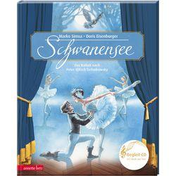 Annette Betz Verlag - Schwanensee, Musikalisches Bilderbuch inkl. CD