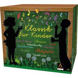 CD-Box Klassik für Kinder