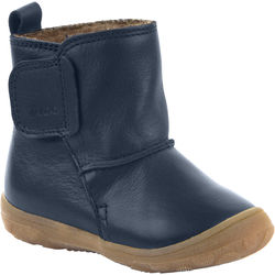 Froddo hook and loop leather boots