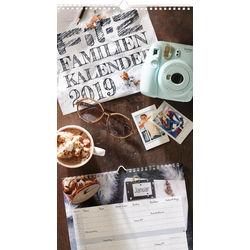 Familienkalender 2019 FIT-Z