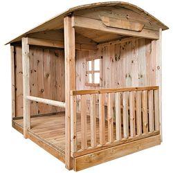Ponyhof aus Massivholz