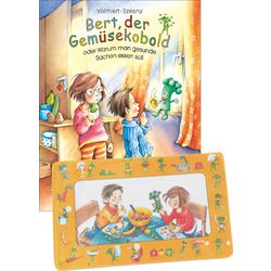 Bert, der Gemüsekobold