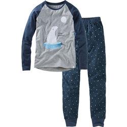 Kinder Schlafanzug Eisbär FIT-Z