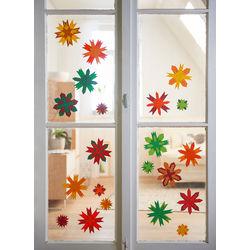 Fensterdeko Fensterbilder Fur Weihnachten Bestellen Jako O