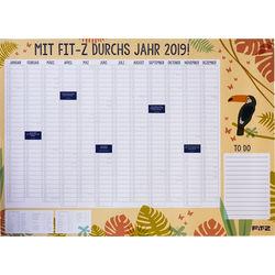 Wandkalender 2019 FIT-Z