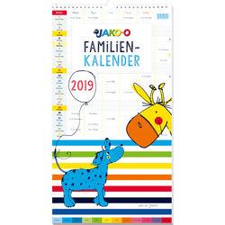 Familien-Kalender 2019 JAKO-O