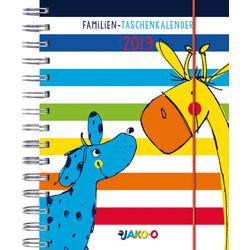 Familien-Taschenkalender 2019 JAKO-O, A5