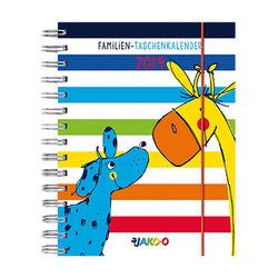 Familien-Taschenkalender 2019 JAKO-O, A6