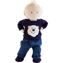 Puppen Kleiderset Eisbär JAKO-O