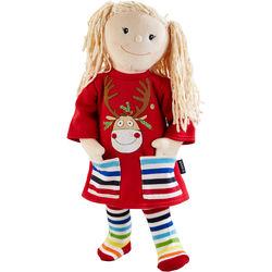 Krümel Weihnachtskleid Elch