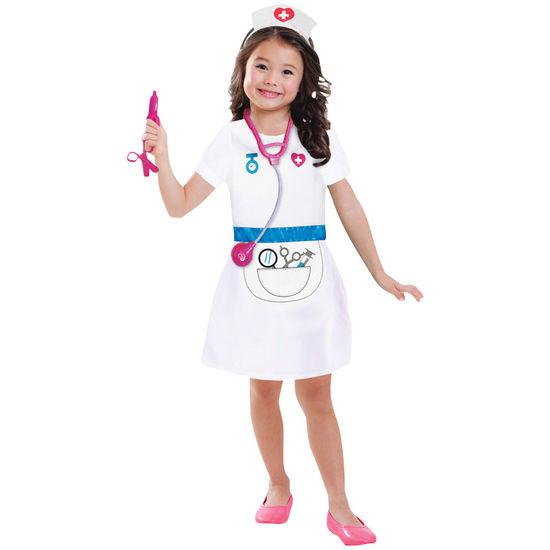 Amscan Sup Sup Kinder Kostum Krankenschwester Jako O