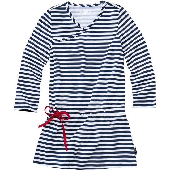 Finden Sie den niedrigsten Preis rationelle Konstruktion weltweit bekannt Mädchen Kleid Strandkleid JAKO-O, bedruckt