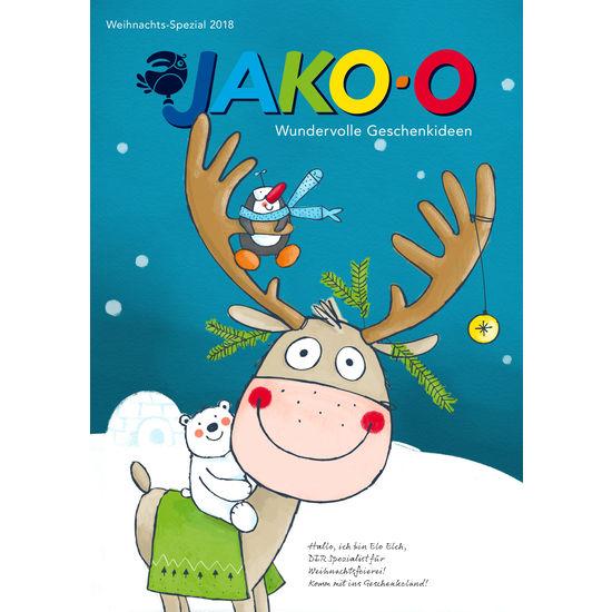 JAKO-O Weihnachtskatalog