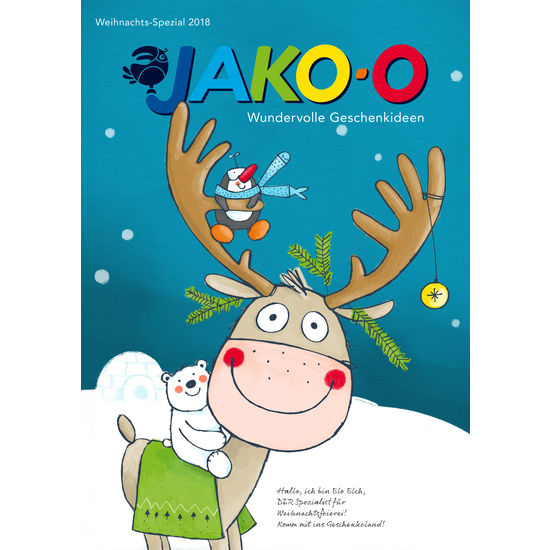 JAKO-O Weihnachtskatalog AT