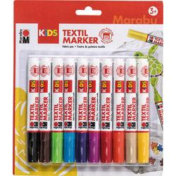 Wachsmaler für Textilien Textilstifte